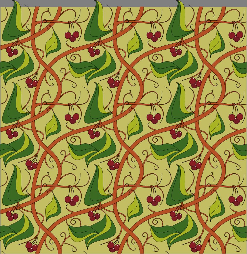 Vegetation tiling